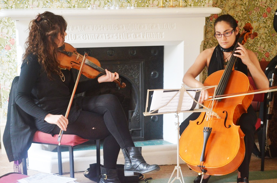 Echoes of Bensham Grove workshop