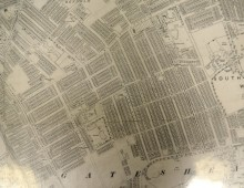 Map of Bensham, 1919
