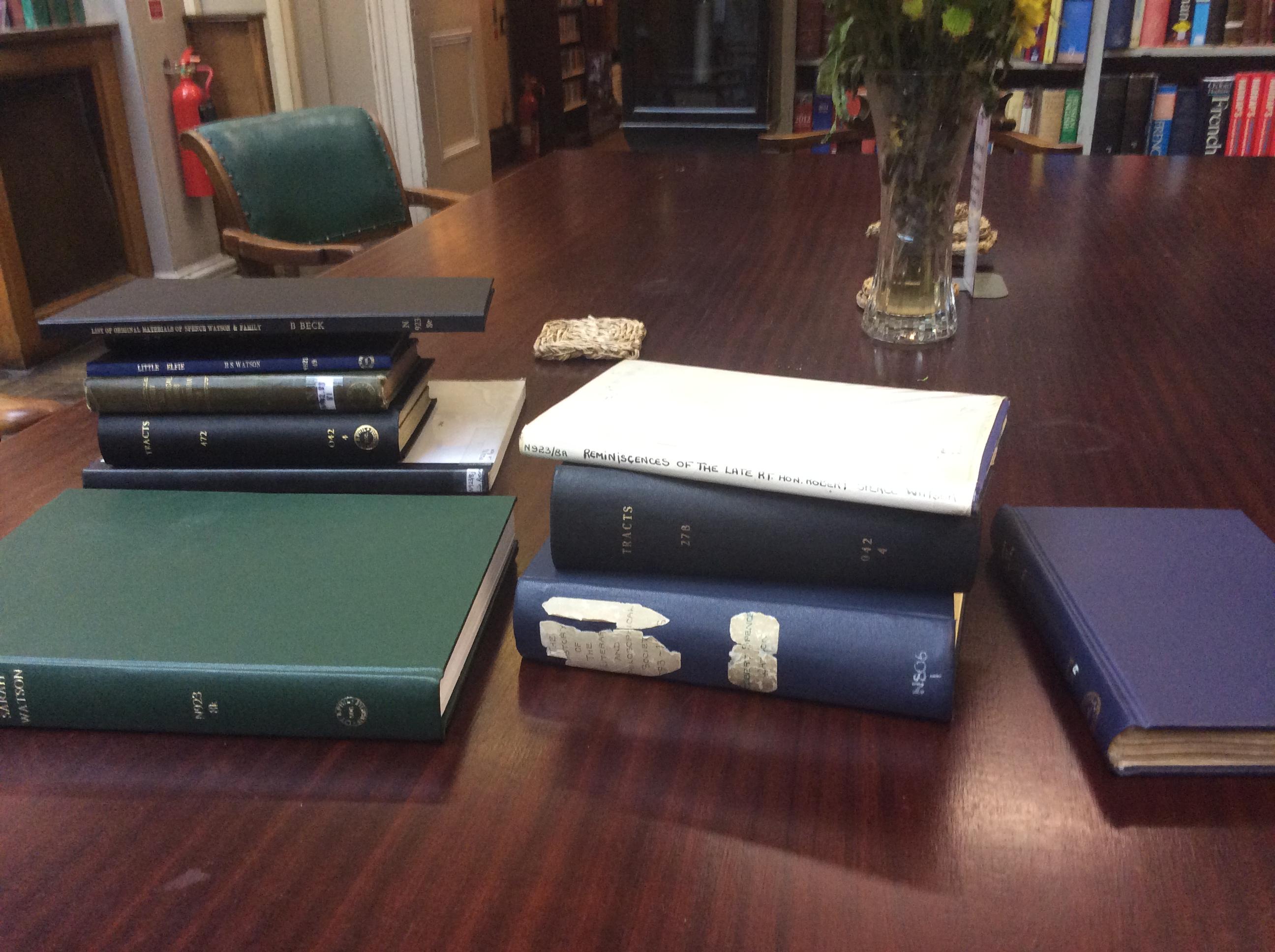 SW books